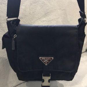 Prada Nylon Side Bag